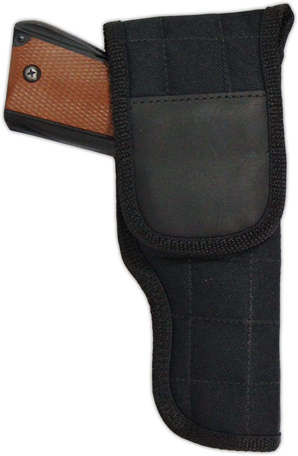 Barsony Phoenix Mall New Flap Holster for Full 40 Semi-Autos 9mm Size outlet 45