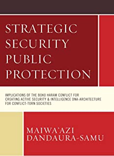 Strategic Security Public Protection: Implications of the Boko Haram Conflict for Creating Active Security & Intelligence ...