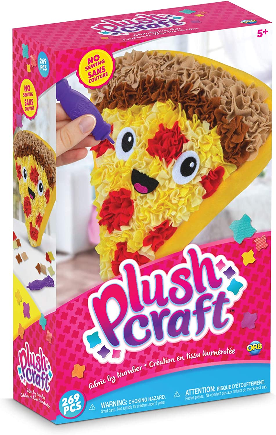 ORB Plushcraft famous Pizza Pillow Limited price