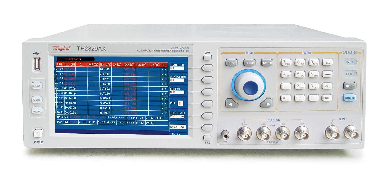 Tonghui TH2829AX Automatic Transformer trend rank Test National uniform free shipping PIN 20 System 20Hz-2