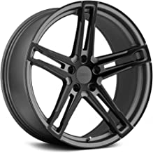 TSW MECHANICA Grey Wheel with Painted Finish (17 x 8. inches /5 x 100 mm, 35 mm Offset)