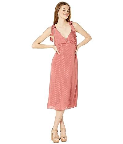 Show Me Your Mumu Arlene Dress (Sangria Silky Dots) Women