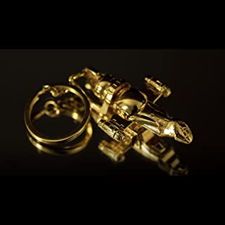 Quantum Mechanix Firefly Serenity SDCC 2013 Exclusive Gold Key Chain