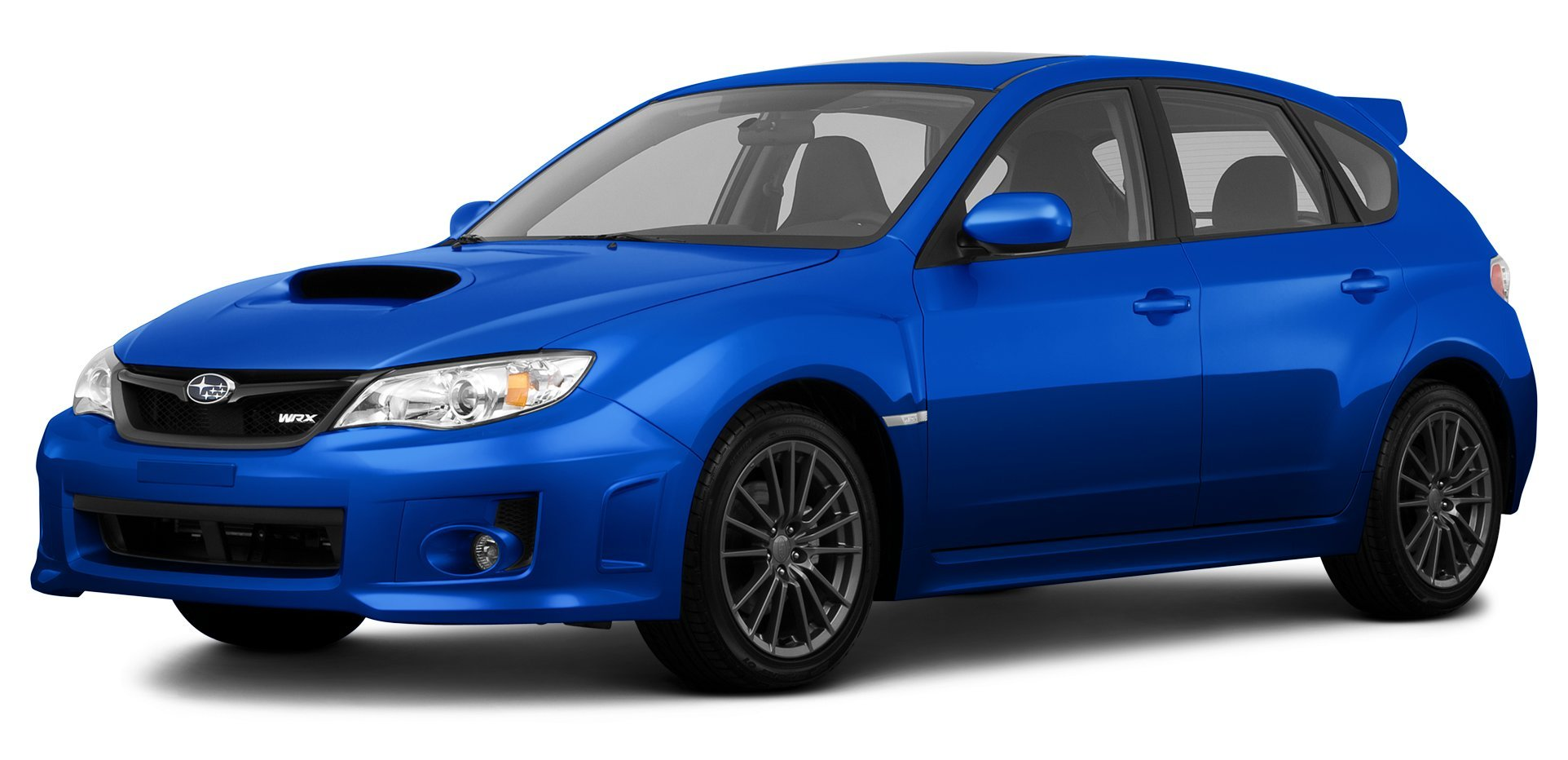 2013 Wrx Sti >> 2013 Subaru Impreza Wrx Sti 5 Door Manual Transmission Wr Blue Pearl