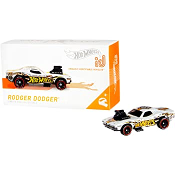 Hot Wheels id Rodger Dodger {Race Team} [Amazon Exclusive]