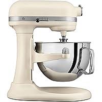 KitchenAid KP26M1XFL Pro 600 Series 6 Quart Bowl-Lift Steel Stand Stand Mixer (Matte Fresh Linen)