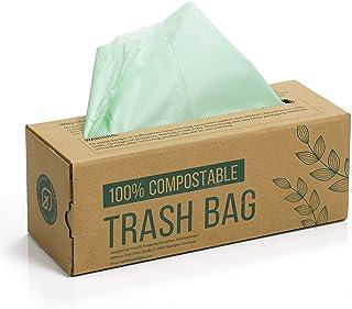 Green Maker 150 Bolsas Compost Liners Bolsas para residuos d