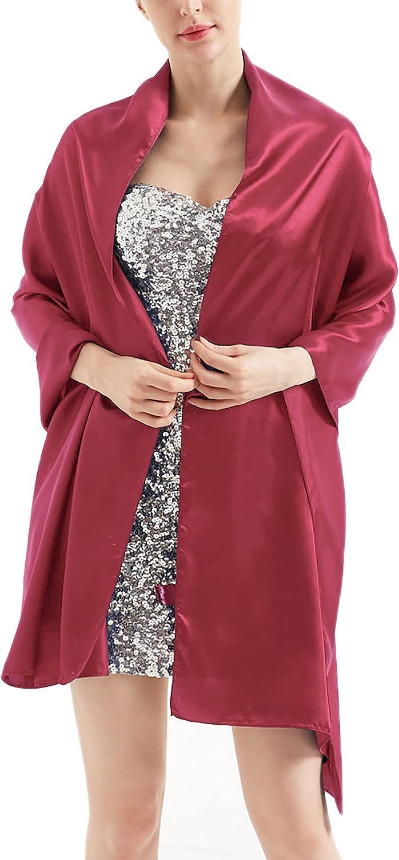 Womens Chiffon Scarf Wrap Hijab Scarves Wedding San Francisco Mall Direct sale of manufacturer Shawl Bridal for