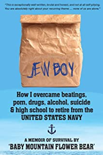 Jew Boy: How I Overcame Beatings, Porn, Drugs, Alcohol, Suicide & High School to Retire from the United States Navy: A Memoir of Survival