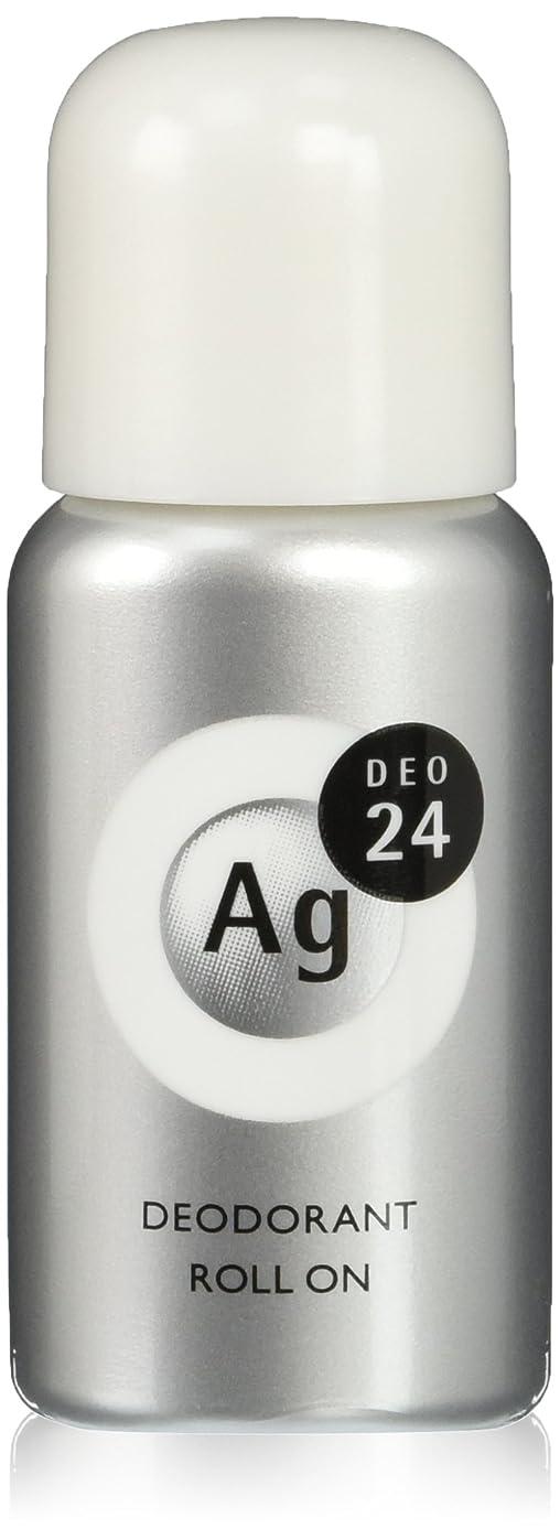 バッジ混乱したつまらないエージーデオ24 デオドラントロールオン 無香料 40ml (医薬部外品)
