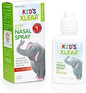 Xlear, Kid's Xlear, Saline Nasal Spray.75 fl oz (22 ml)