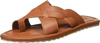 Arrow Men's Wall Leather Hawaii Thong Sandals