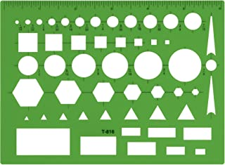 Westcott Technical All Purpose Drawing Template