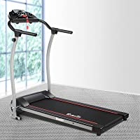 Everfit Home Treadmill 1HP Compact Folding Running Machine LCD Display Cardio Workout Gym Fitness 1-6kmh Speeds 3...