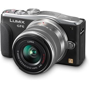 Panasonic Lumix GF6 - Cámara Evil de 16 MP (Pantalla 3 ...