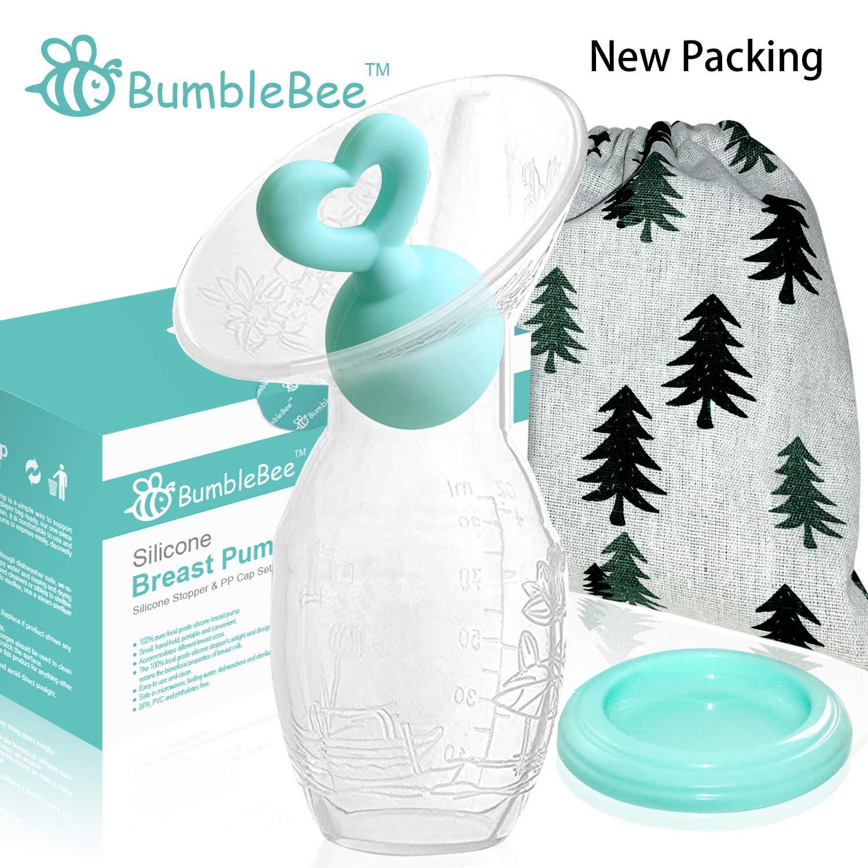 Bumblebee Breastfeeding Breastpump Silicone Phthalate
