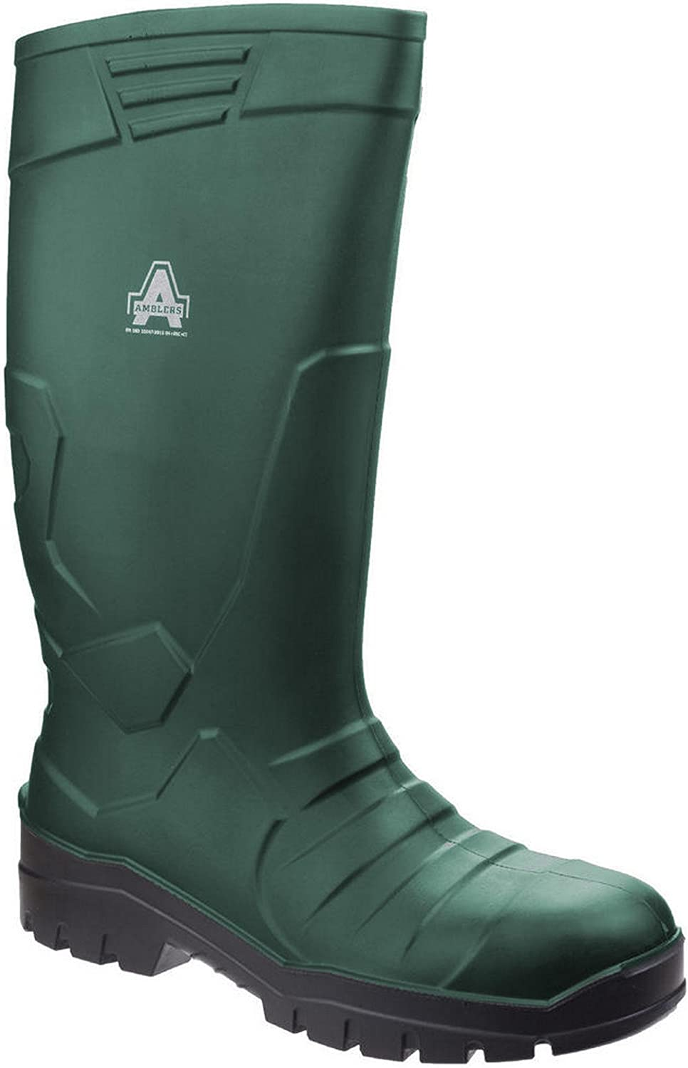 Amblers Safety Unisex Adults Teviot Heavy Duty Wellington Boots