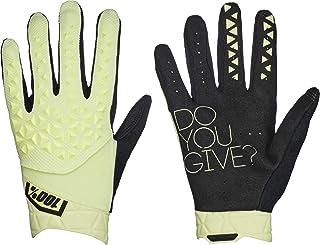 100% MTB-handschoenen Geomatic geel/zwart