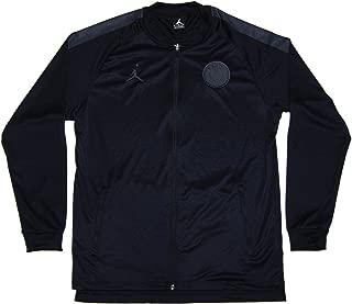 Men's Official 2018-2019 Paris Saint Germain PSG Jordan Edition Jacket AQ0964-012