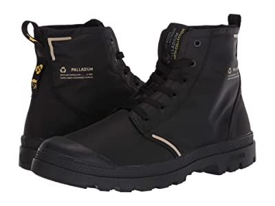Palladium Pampa Lite+ Recycle Wp+ (Black/Black) Shoes