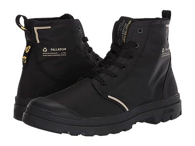 Palladium Pampa Lite+ Recycle Wp+ (Black/Black) Shoes