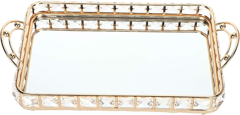 YJZO Jewelry Tray -European Style Organize Cosmetics Max 63% OFF Box Storage store