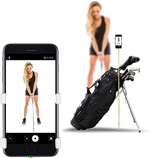 SelfieGOLF Record Golf Swing – Cell Phone Holder Golf Analyzer Accessories   Winner..