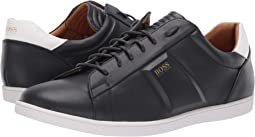 Rumba Leather Sneaker By BOSS