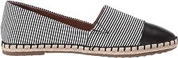Stripe/White Toe Cap