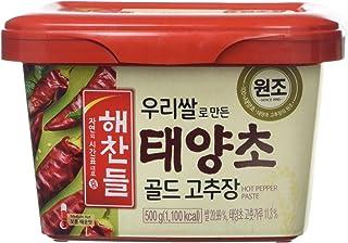 CJ Haechandle Hot Chilli Pepper Paste 500g - Gochujang (