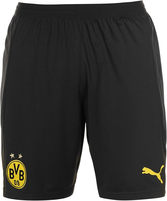 2018-2019 Borussia Dortmund Away Puma Shorts (Black)