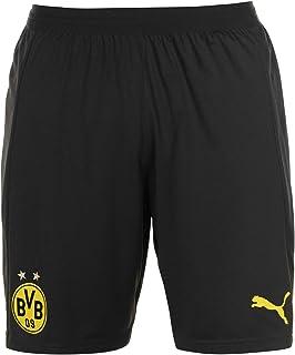 Puma Men's BVB Replica Shorts with Inner Briefs