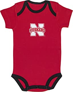University of Nebraska Huskers 2 Tone Bodysuit