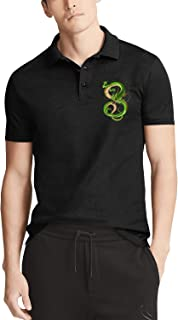 DYONG Custom Quick Dry Anime Polo Shirts for Men's Collar T Shirts for Business