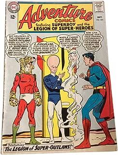Adventure Comics #324 Volume 1 (1938-1983, 2010-2011) DC Comics