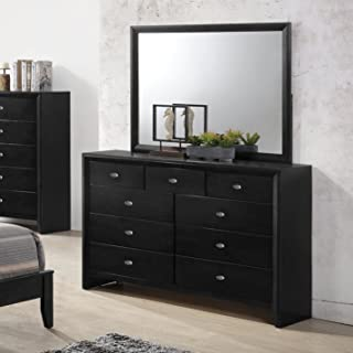 Amazon Com Mirror Dressers Bedroom Furniture Home Kitchen