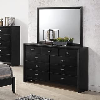 Best black 9 drawer dresser Reviews