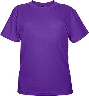 Sportage Australia Premium Kid's 100% Cotton Plain T-Shirt