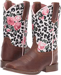 eb19af51661 Girls Animal Print Ariat Kids Shoes + FREE SHIPPING | Zappos.com