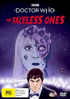 Doctor Who: The Faceless Ones (DVD)