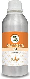 Crysalis Ravintsara Oil 100% Natural Pure Undiluted Uncut Essential Oil 500ml