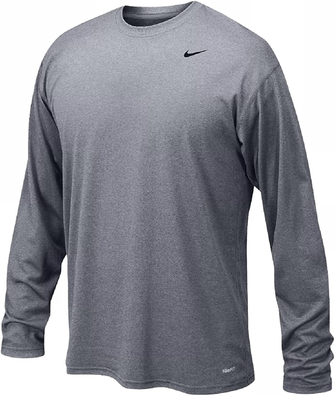 Nike Boys Legend Long Sleeve Athletic T-Shirt