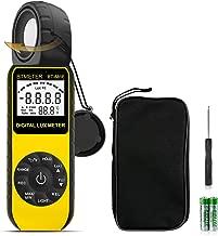 BTMETER BT-881E Digital Illuminance/Light Meter, Measure Lights 0.01~300,000 Lux..
