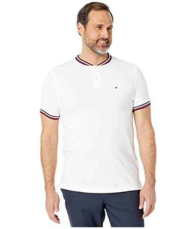 Tommy Hilfiger Eaton Polo Classic Fit (Bright White) Men