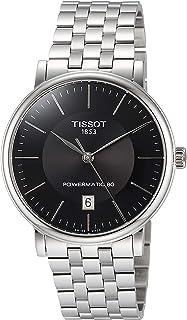 Tissot - Reloj Analógico para Hombre de Cuarzo con Correa en Acero Inoxidable T1224071105100