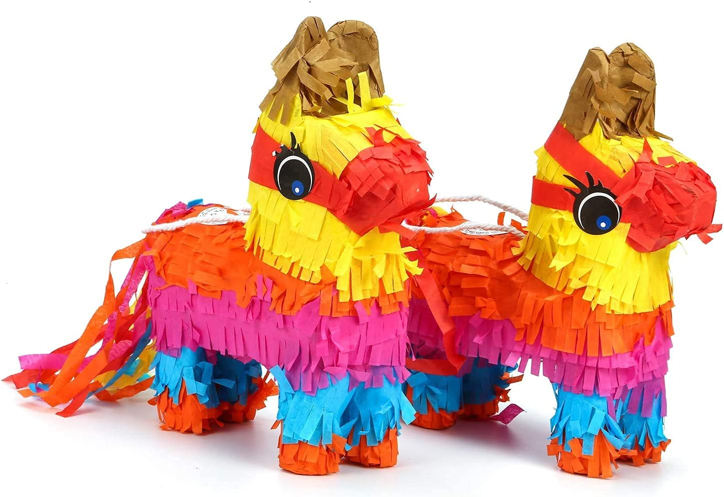 Pinatas for Birthday Party – Mini Pinata Donkey We OFFer at cheap prices Max 48% OFF Set 2-Piece