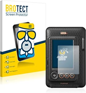 brotect Anti-Glare Glass Screen Protector compatible with FujiFilm Ins...