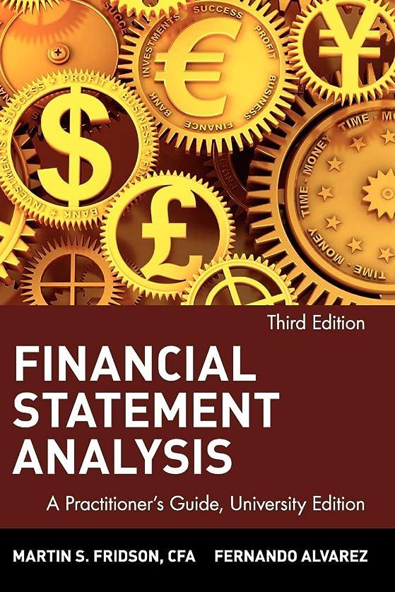 フォロー船上太字Financial Statement Analysis: A Practitioner's Guide (Wiley Finance)