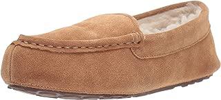 Women's Leather Moccasin Slipper