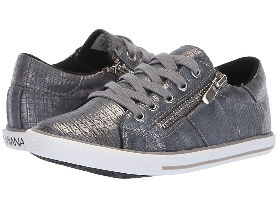 Amiana 15-A5466 (Toddler/Little Kid/Big Kid/Adult) (Caiman Pewter) Girl